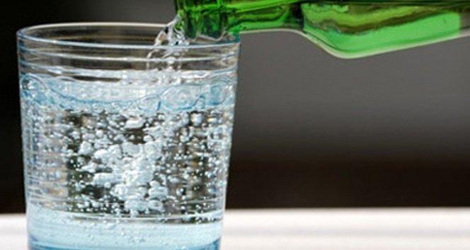 Soda yerine maden suyu için!