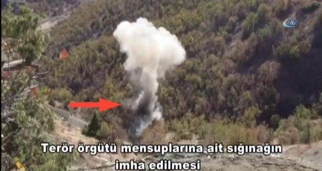 PKK'ya ağır darbe! 19 terörist öldürüldü...!
