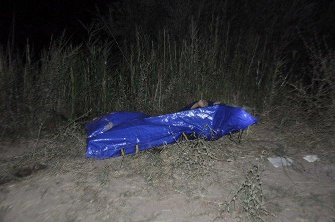 41 yaşındaki kıyı bekçisi denize düşüp öldü!