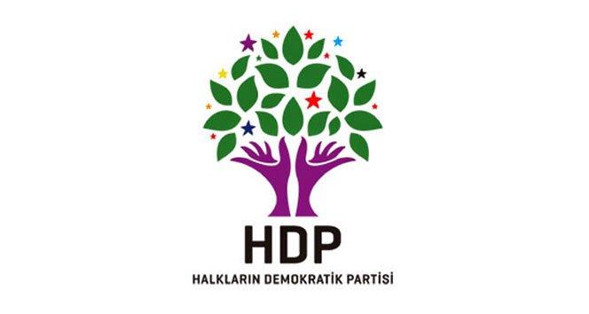 HDP'li milletvekili danışmanlarına gözaltı!