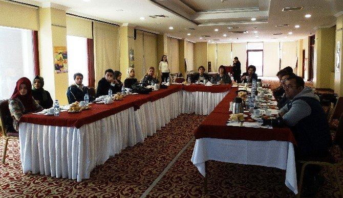 Türk Kadınlar Birliği Kahramanmaraş'ta Toplandı