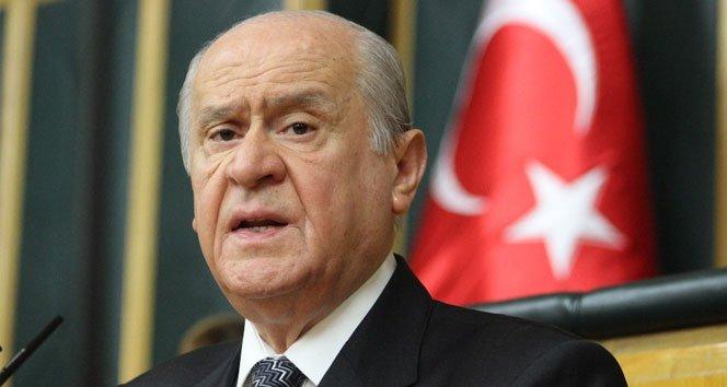 Osmanlı Ocakları Bahçeli'ye açtığı davadan vazgeçti!