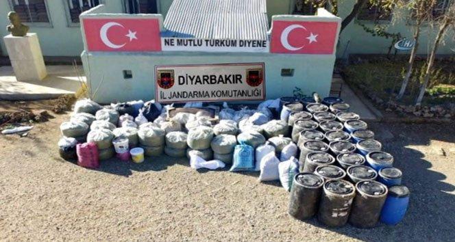 PKK'nın finans kaynağına büyük darbe!!