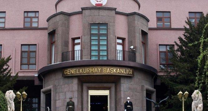 TSK: Bölücü Örgütünün 'Öz Savunma Sorumlusu' yakalandı!