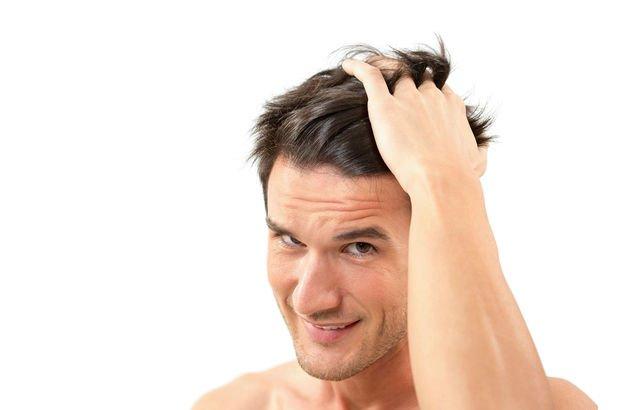 Erkeklerde stres saçları döküyor!