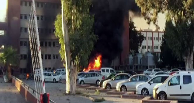 Adana'da patlama! 2 ölü, 33 yaralı!