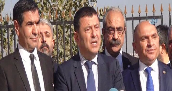 CHP heyeti Diyarbakır'da!