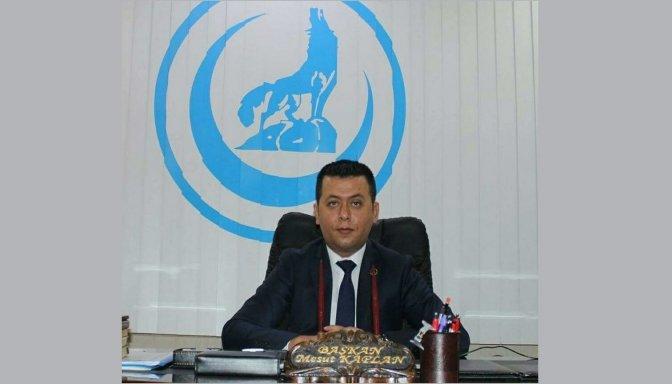Ülkü Ocakları'ndan Türkmenlere yardım kampanyası!