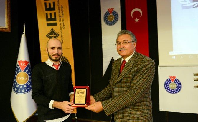 KSÜ'de Enerji Zirvesinin 3.'sü Düzenlendi