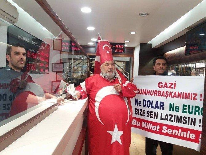Sütçü İmam'ın torunları Türk Lirasına sahip çıkıyor
