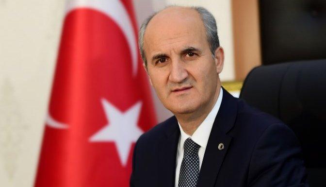 Başkan Okay Mevlid Kandili mesajı yayınladı