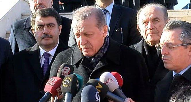 Erdoğan: Milletim TL'ye geçişe daha da yüklenmeli!