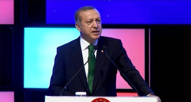 Erdoğan: Bazıları gerçekleri görmek istemiyor!