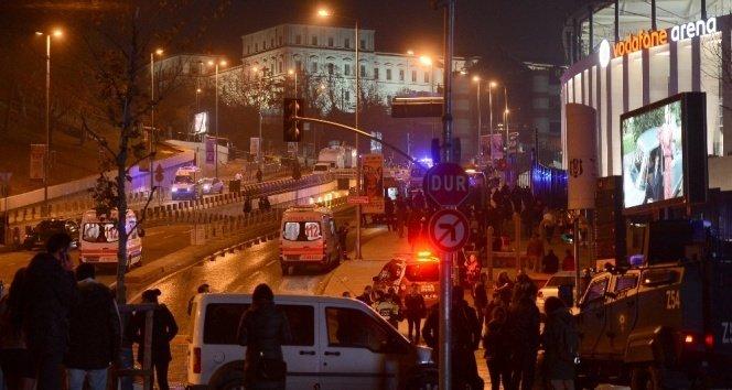 İstanbul'daki hain saldırıyı TAK üstlendi!