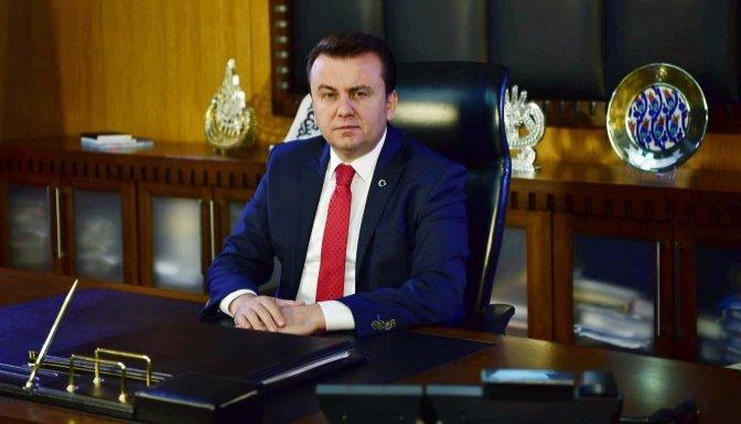 """Başkan Erkoç: """"Terör karşısında yılmayacağız, dik duracağız"""""""