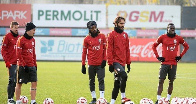 Galatasaray'da kupa hazırlıkları başladı!