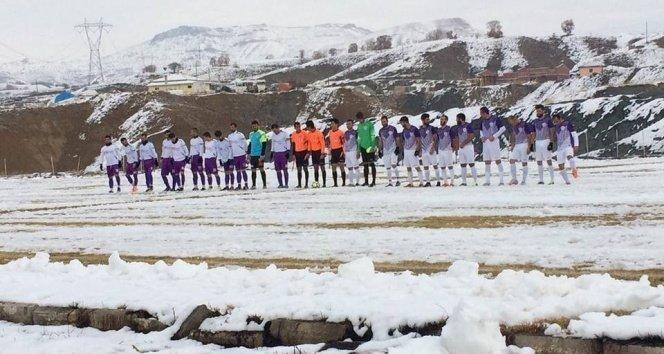Ertelenen Amatör futbol müsabakaları bu hafta oynanacak!