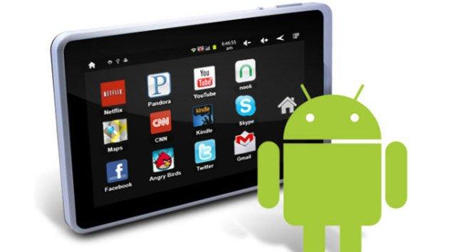 Android tabletlerde ebeveyn denetimi!