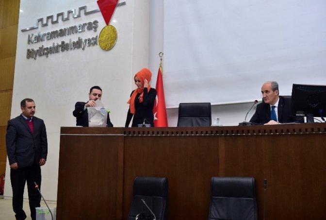 Dulkadiroğlu'nda 2017'nin İlk Meclisi Yapıldı