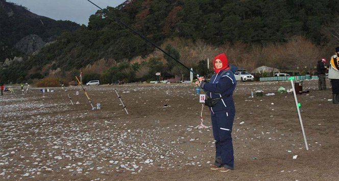 Antalya balık tutma yarışması!