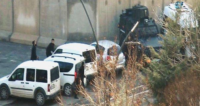 Son Dakika: Gaziantep'te silahlı çatışma!!