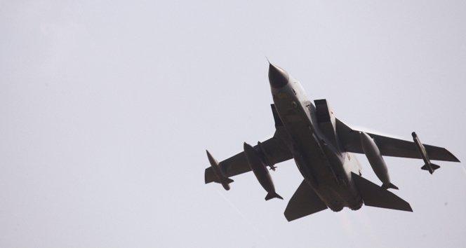 İsrail uçakları Suriye'de yine vurdu!