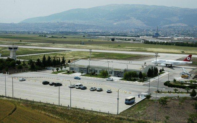 Kahramanmaraş Havaalanı 266 bin yolcuya hizmet verdi