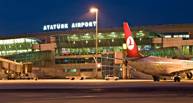 Atatürk Havalimanı'nda yakalandı...!