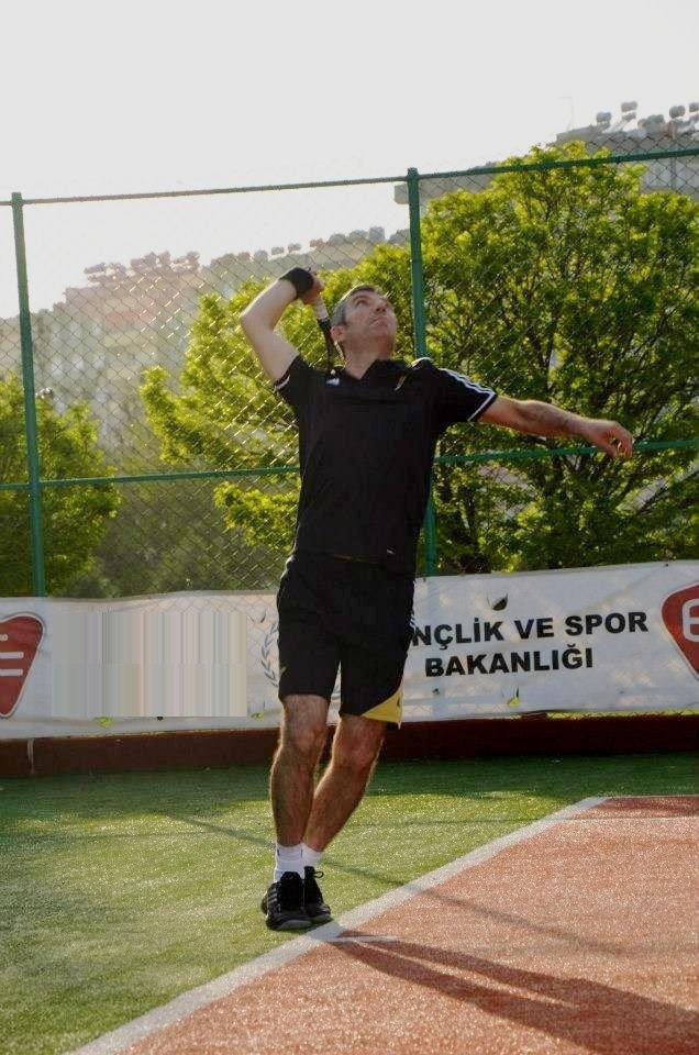 Kahramanmaraşlı Tenisçi Milli Takımında!