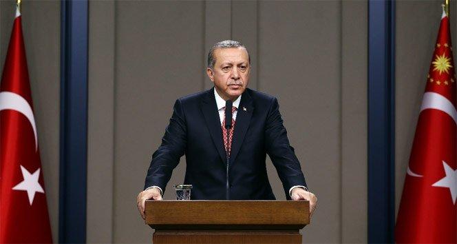 Erdoğan: Geç olabilir ama hiçbir şey bitmiş değil!