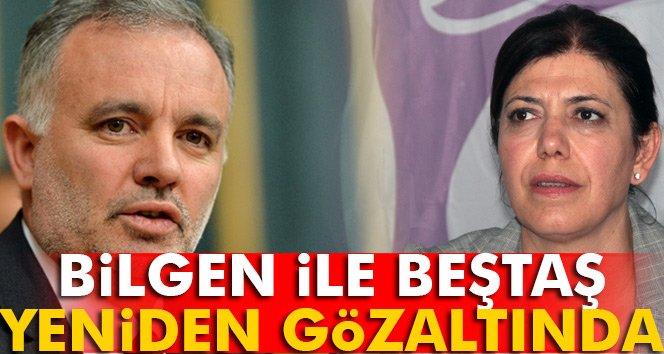 HDP'li 2 vekil yeniden gözaltına alındı!