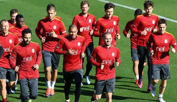 Galatasaray'da kupa mesaisi başladı!