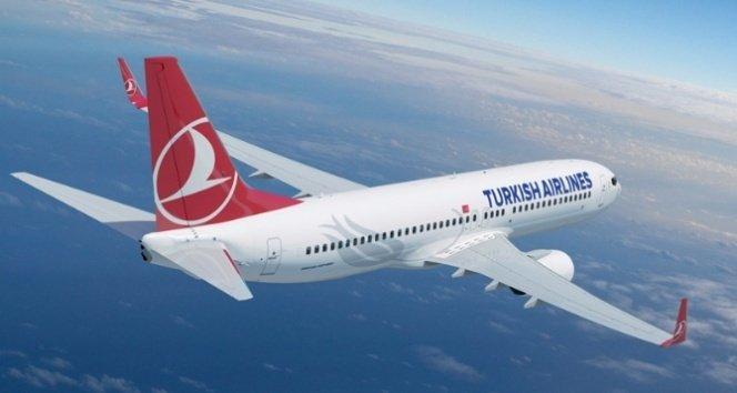 THY uçağı İran'a acil iniş yaptı!