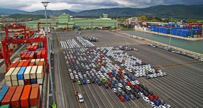 Otomotiv ihracatı Ocak'ta 2,1 milyar dolar oldu!