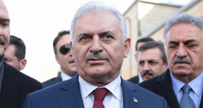 Başbakan Binali Yıldırım referandumla ilgili konuştu!