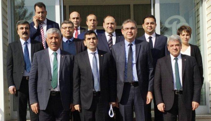Güçbirliği Platformu Osmaniye'de Buluştu