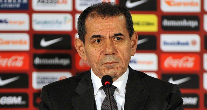 Galatasaray başkanı Dursun Özbek açıkladı! Riekerink...!