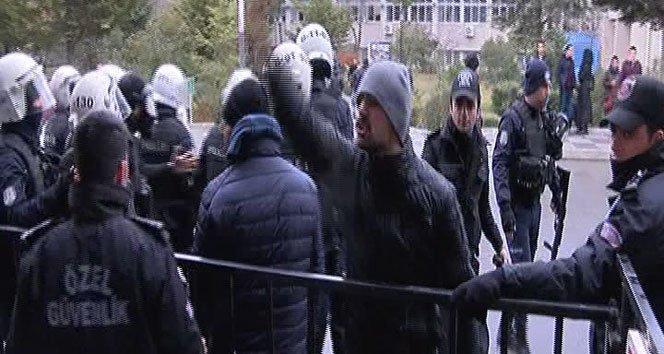 Marmara Üniversitesi'nde tehlikeli gerginlik!