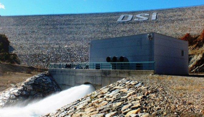 Adatepe Barajı 3. kısım ihalesi yapıldı