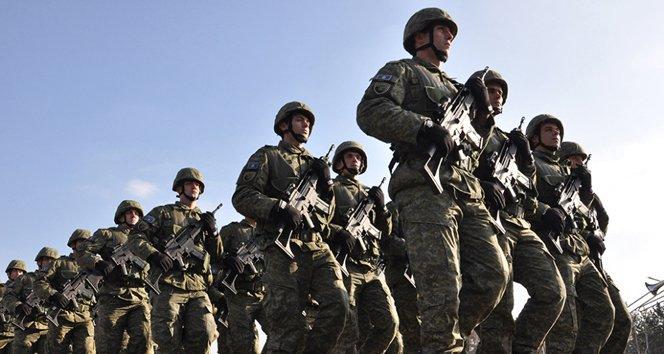 Kosova Silahlı Kuvvetleri'nin kurulmasına Meclisten onay!