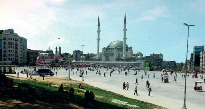 Taksim'e yapılacak caminin ismi ne olacak?!