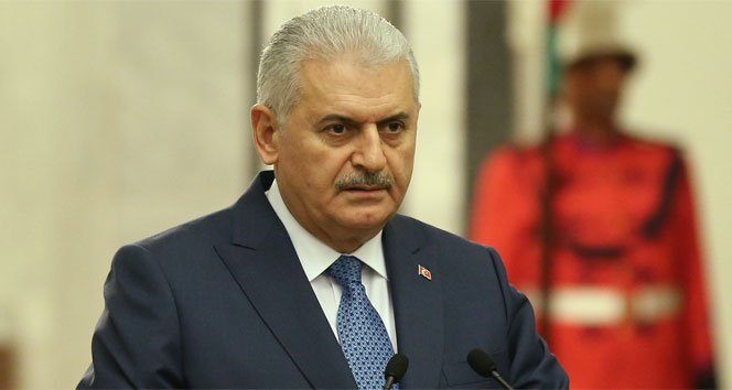 Başbakan Yıldırım: 'Dost bildiklerimiz hayal kırıklığı yaşadılar'!