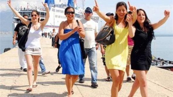 İsrail'den 400 bin turist bekleniyor!