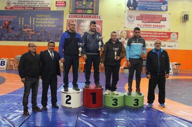 Liselerarası Güreş Şampiyonları belli oldu!