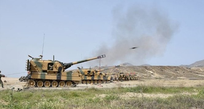 TSK'dan 'El Bab' açıklaması: 56 terörist öldürüldü!!