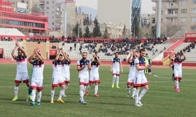 Kahramanmaraşspor sahasında 2-2 berabere kaldı!