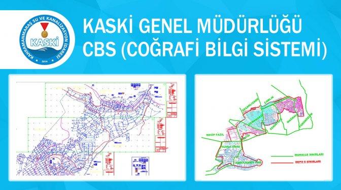 KASKİ, Coğrafi Bilgi Sistemi Kuruyor!
