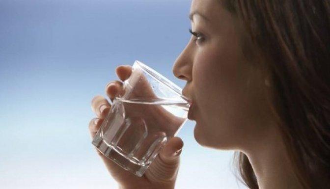İşte su içmenin az bilinen 10 faydası!