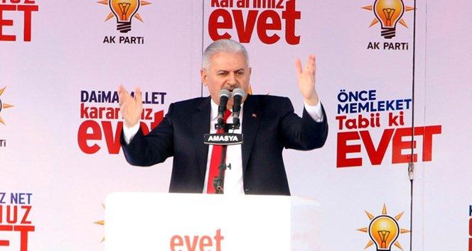 Başbakan'dan PKK ve Kandil'e rest!!