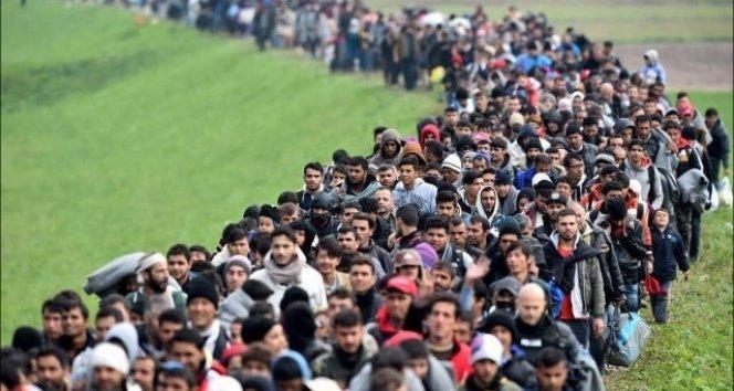 Avrupa'da 'göç' paniği başladı!